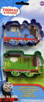 Wilton Thomas Cookie Cutter Set, (Thomas The Train Cookie Cutter)