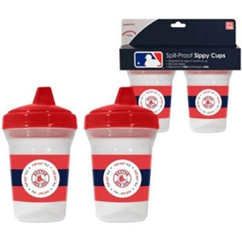 Baby Fanatic Sippy Cup - Boston Red Sox by Baby Fanatic   B0056QMWRM