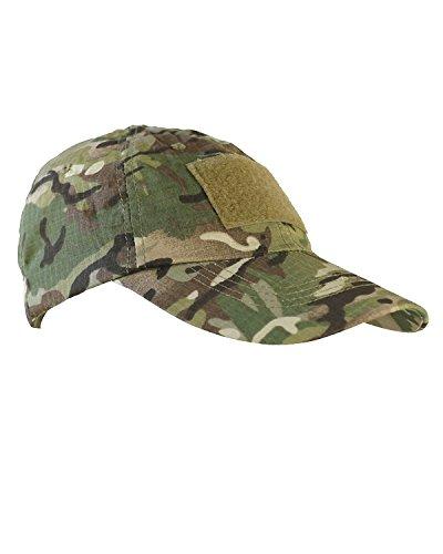 BTP Multicam Style Camouflage Operators Baseball Cap Kombat UK