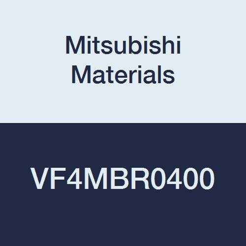 Mitsubishi Materials VF4MBR0400 Series VF4MB Carbide Impact Miracle End Mill 14 mm LOC MITSUBISHI MATERIALS Corporation 510511 4 mm Corner Radius 4 Medium Flute Ball Nose Shape 4 mm Cutting Dia