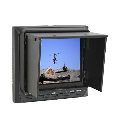 Quality FeelWorld 5 Inch HD FPV Monitor For Ground Station FPV500D