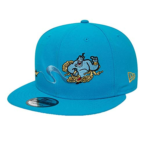 New Era Skate - New Era 9FIFTY Disney Aladdin Genie Lamp Snapback Cap - One Size Blue