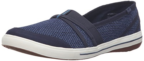 Keds Women's Summer Fashion Sneaker, Peacoat Navy, 7 M US