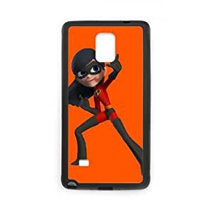 SamSung Galaxy Note4 phone cases Black The Incredibles cell phone cases Beautiful gifts TRIJ2771000