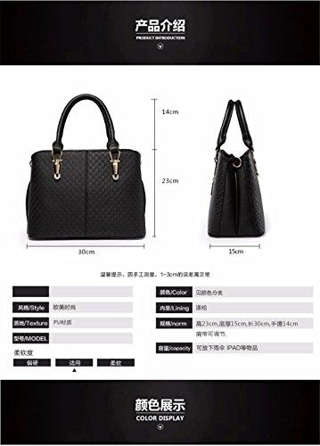 blu Handbags Shoulder Ladies Bag Single Satchel Gifts Casual MSZYZ Gules Fashion Holiday qEPSTww6a