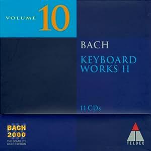 Bach 2000 10: Keyboard Works 2