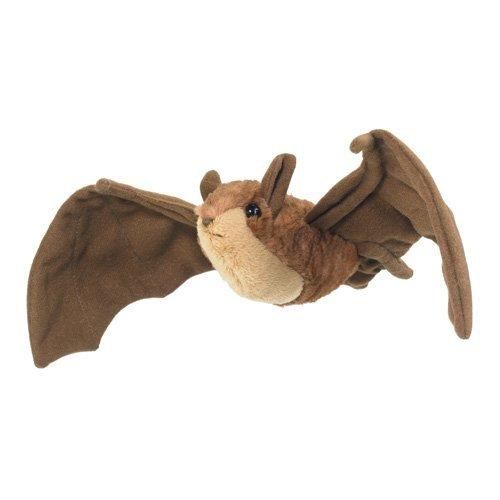 """8"""" Brown Bat Plush Stuffed Animal Toy"""