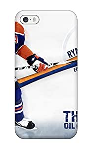 Faddish Phone Edmonton Oilers (40) Case For Iphone 5/5s / Perfect Case Cover