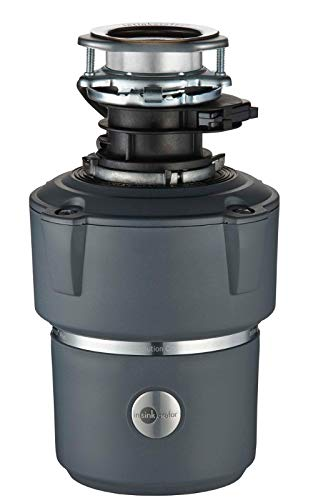 InSinkErator Garbage Disposal, Evolution Cover Control Plus,...