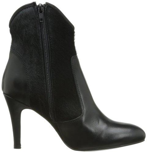 Jonak Mk3073-Lh814A20 - Botas de cuero mujer negro - negro