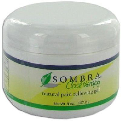 (Sombra Cool Therapy Gel 8 oz. Jar by Sombra Cosmetics)