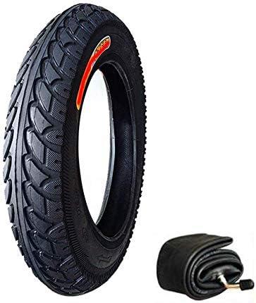 ノンスリップ電動スクータータイヤ、12インチ12x1 / 2-2 1/4(57-203)インナーおよびアウタータイヤ、高耐摩耗性アンチスキッドタイヤ、電動自転車タイヤアクセサリー