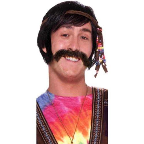 Forum Novelties Inc - Hippie Moustache -