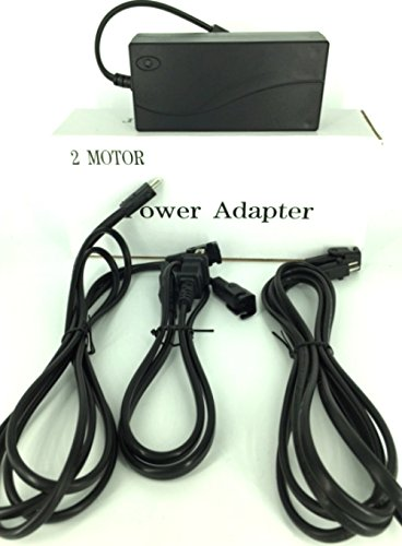 Kaidi Recliner Power Supply 2 Motor Bundle, W/AC Plug, 1 Extension and 1 Splitter Cable. Offered By ProFurnitureParts