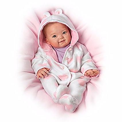 Ashton Drake Cutest Baby Contest Winner Savana Baby Doll By Artist