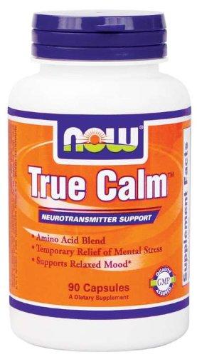 True Calm Amino Relaxer Foods