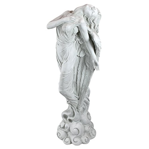 Design Toscano Ascending Angel Sculpture - Estate