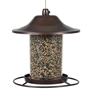 Perky-Pet 312 Panorama Bird Feeder, Small Review