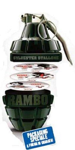 RamboLa trilogiaThe ultimate edition (limited edition) [(limited edition)] [Import italien] B005CT051S