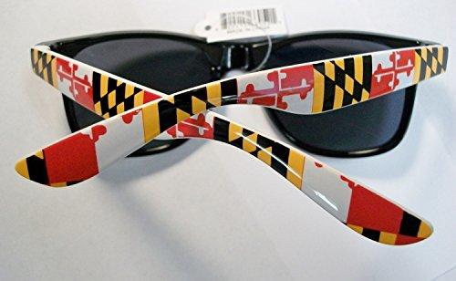 Maryland Flag Sunglasses - Flag Maryland Sunglasses