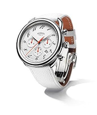 d10d5ce03eec3 HERMES WATCH ARCEAU CHRONO COLORS REF.036249WW00  Amazon.co.uk  Watches
