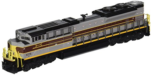 Locomotive Paint Schemes - Kato USA Model Train Products EMD SD70ACe Norfolk Southern Heritage Locomotive #1074, Lackawanna Paint