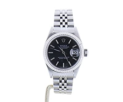 Rolex Datejust automatic-self-wind womens Watch 69174 (Certified Pre-owned)