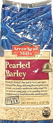 Arrowhead Mills Barley Pearled 28.0 OZ (Pack of 4) by Generic (Image #1)