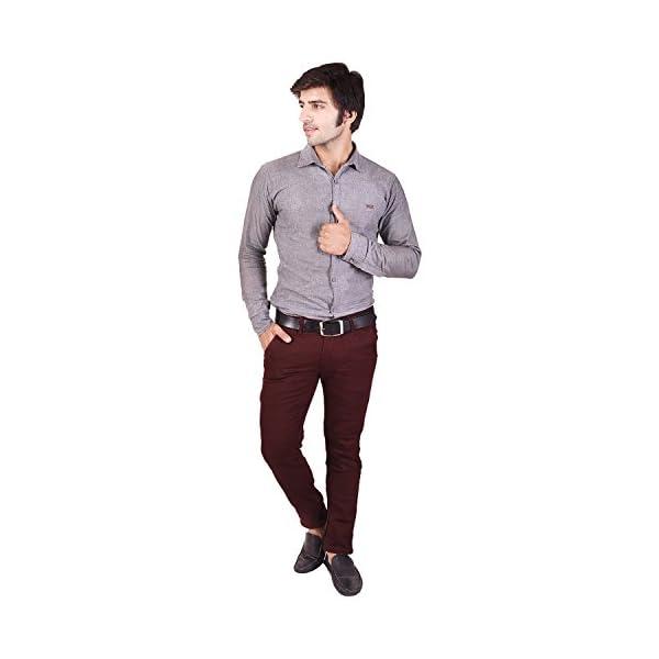 41hL4mR %2BhL Nation Polo Club Men's Slim Fit Casual Trouser