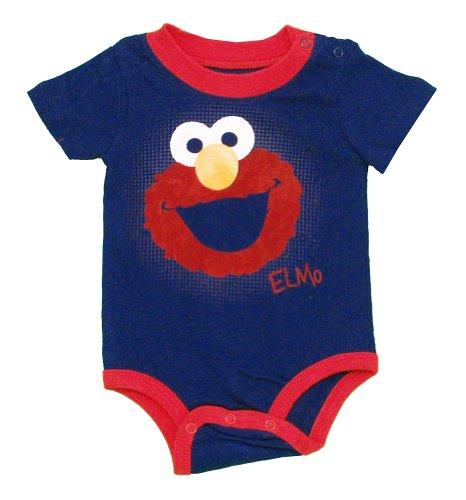 elmo-face-sesame-street-cartoon-baby-creeper-romper-snapsuit