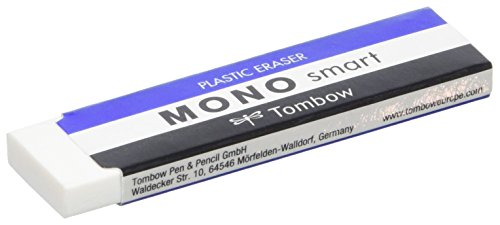 Tombow Mono Smart Eraser – Extra-fina, Pack of 20, 9 g by Tombow (Image #1)