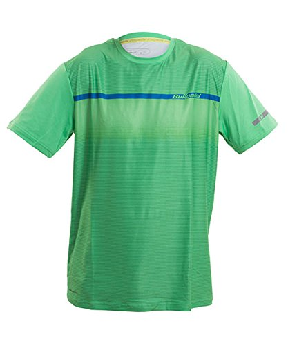 Bull padel Vitorio Camiseta, Hombre, Verde (47), S