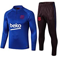 Barcelona Football Blue Training Suit 2019-20