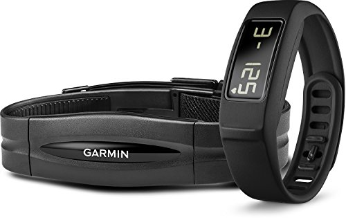 Garmin V Vofit 2 Bundle With Heart Rate Monitor  Black