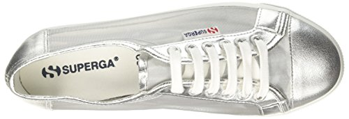 Netw Adulte Sneakers Basses 2790 Mixte Argent Superga 5qawSS