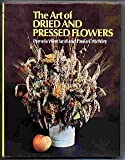 Art of Dried and Pressed Flowers, Outlet Book Company Staff, 0517516594