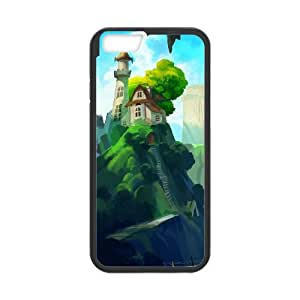 James and the Giant Peach iPhone 6 4.7 Inch Cell Phone Case Black Wrcze