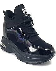 300-4 Guja Günlük Casual Bayan Ayakkabı-Siyah