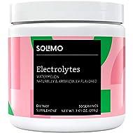 Amazon Brand - Solimo Electrolyte Powder, Watermelon, 30 Servings