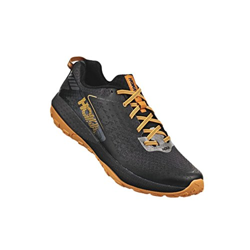Hoka One One Speed Instinct 2 Blu e Giallo Scarpe da Trail, 42 2/3