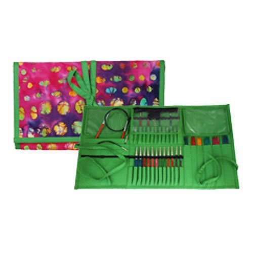 Knitter's Pride Eden Trail Multi Needle & Accessories Fabric Case 800128