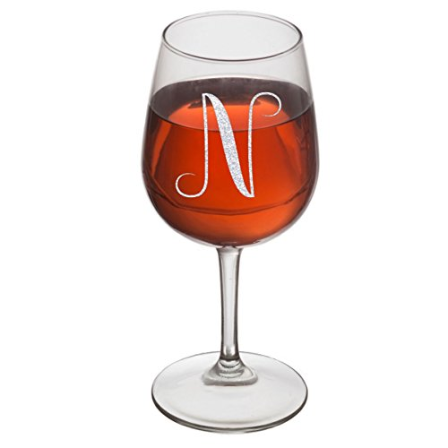 On The Rox Drinks Engraved Wine Glass, 12.75 - Engraved Cheap Glasses