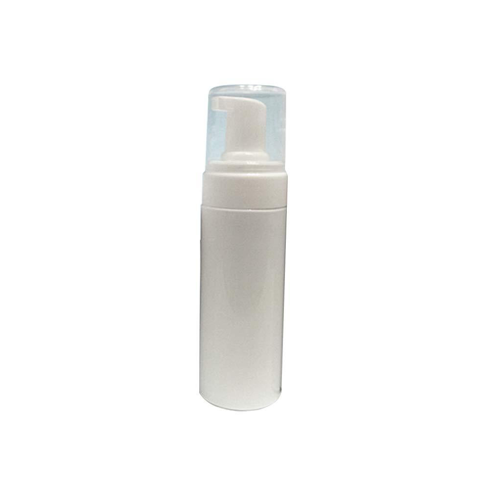 Momangel 100/120/150/200ml Froth Pump Empty Foaming Bottle Soap Mousse Liquid Dispenser 100ml
