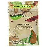 Splendor Garden Organic Moroccan rub, 19 Grams