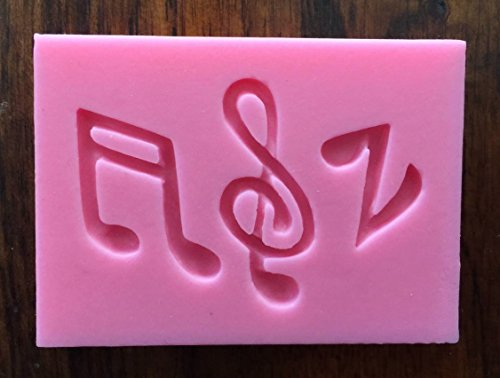music-notes-musical-instruments-silicone-candy-chocolate-mold-mini-cake-pan