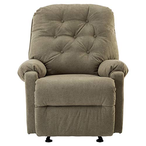 Bonzy Home Recliner Chair Glider Overstuffed Lazy Relax Nursery Sofa Seat Armchair Stressless Living Room Chair – Sage