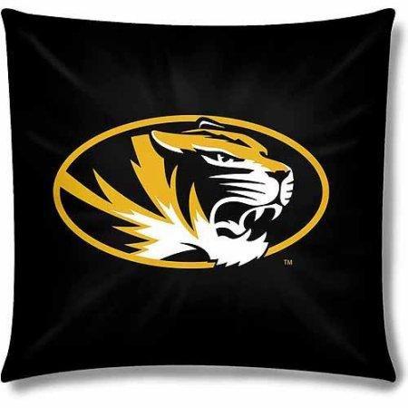 The Northwest Company Missouri Tigers Duck Pillow - Black,