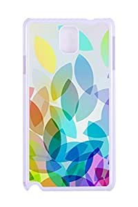 Generic Custom Picture Colorful Oval Pattern Hard PC Snap On Skin Cover Back Cell Phone Case For Samsung Note 3