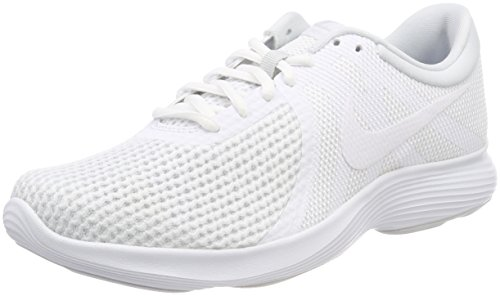 Revolution 4 Platinum White Scarpe Trail Donna Running 100 Bianco pure Wmns Nike White da Epw775