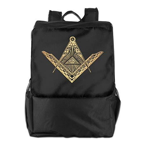 College All Bookbag Men School Eye Women Golden Backpack Seeing Laptop Travel pwq8Pd8